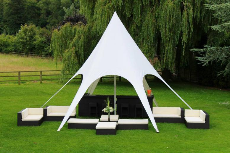 Champagne_bar__star_tent_and_furniture_package  Double_daybed_and_bistro_sets_hire_1