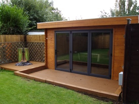 Sutton Garden Buildings Alfresco Trends