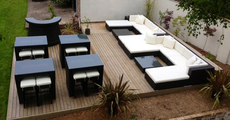 Garden Party Furniture Decor Alfresco Trends