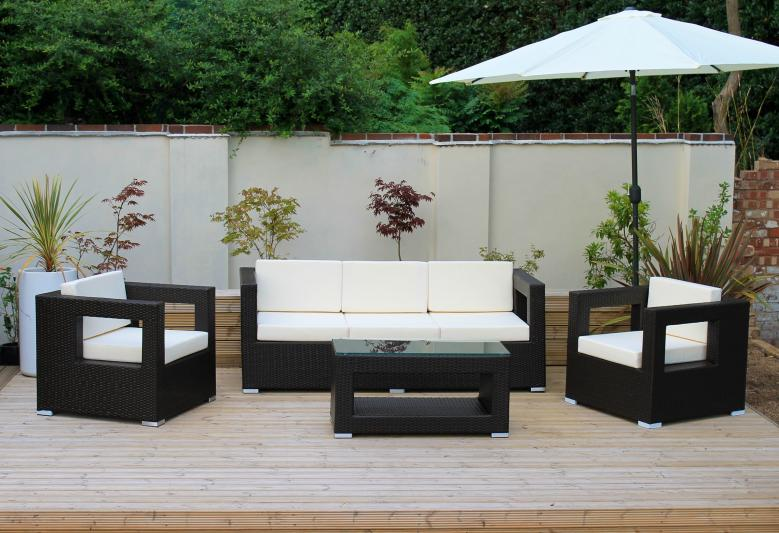 Garden party furniture decor alfresco trends - The hottest trends in patio decor ...