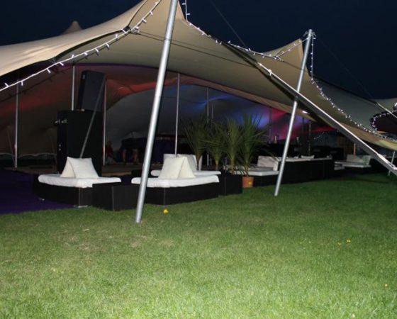 The Social Festival, VIP Marquee, Mote Park, Maidstone